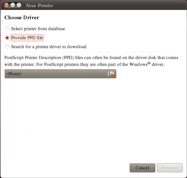 Driver Canon Pixma Ip1880 On Ubuntu 10 04 Lucid Lynx Library Linux